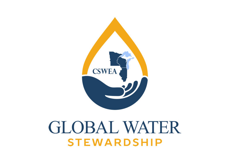 The Central States Water Environment Association (CSWEA) created the Global Water Stewardship (GWS) program to advance providing sanitation around the world. Photo courtesy of the Global Water Stewardship.