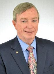 John F. Donovan, member since 1972, New England Water Environment Association. Photo courtesy of Donovan.