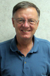 Dale Tranter, member since 1976, Central States Water Environment Association. Photo courtesy of Tranter.