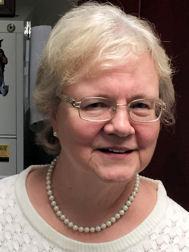Karen A. Waldvogel, member since 1980, Federal Water Quality Association. Photo courtesy of Waldvogel.