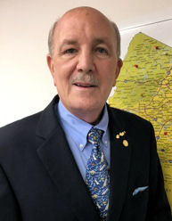 Michael Lyons, member since 1975, New Jersey Water Environment Association. Photo courtesy of Lyons.