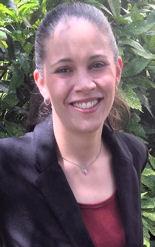 Christine Dykstra, WEF Canham Graduate Studies Scholarship