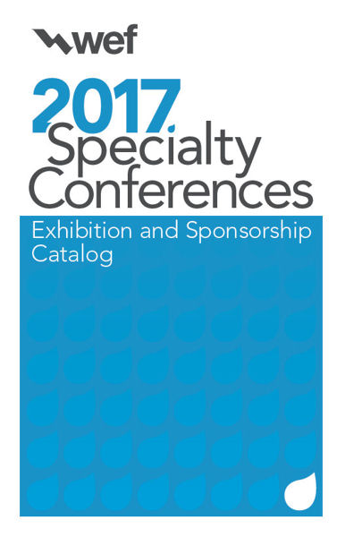 2017 Specialty Conference Catalog