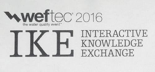 WEFTEC 2016 IKE Logo