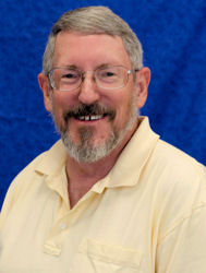Michael Kemp, member since 1975, Kentucky/Tennessee Water Environment Association. Photo courtesy of Kemp.