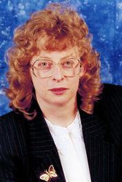 Kathleen A. Scheutzow, member since 1976, Ohio Water Environment Association. Photo courtesy of Scheutzow.