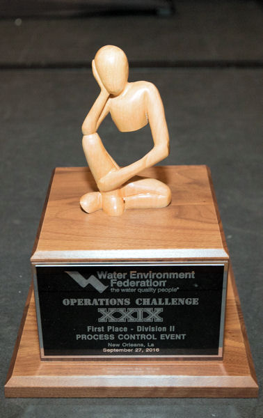 Process Control Event award