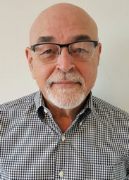 Edgardo N. Martinez Perez, member since 1975, Puerto Rico Water & Environment Association. Photo courtesy of Martinez.