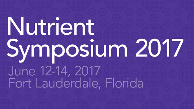Nutrient Symposium 2017