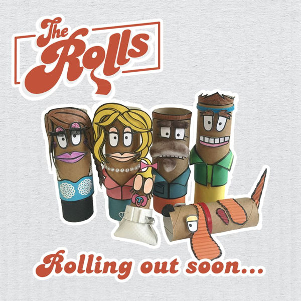 Queensland Urban Utilities (QUU; Brisbane, Australia) has released a video series where the Rolls family – animated toilet-paper rolls – teach what should and what should not be flushed down toilets. Photo courtesy of QUU.