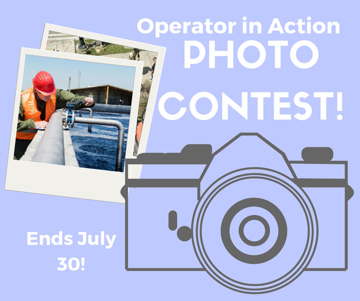 Operator in Action Photo Contest