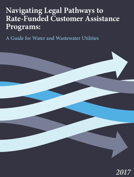 This guide assesses the feasibility of rate-funded customer assistance programs in each state. Photo courtesy of Environmental Finance Center at the University of North Carolina at Chapel Hill.