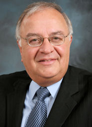 Robert Butterworth, member since 1977, New York Water Environment Association. Photo courtesy of Butterworth.