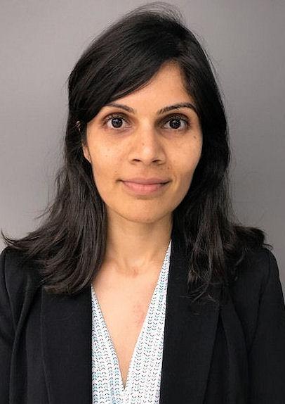 Sneha Shanbhag (Canham Scholarship)