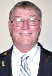 James P. Lafferty, member since 1980, New Jersey Water Environment Association. Photo courtesy of Lafferty.