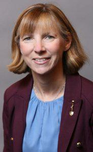 Jenny Hartfelder, WEF President 2017–2018