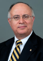 Khalil Z. Atasi, member since 1977, Florida Water Environment Association. Photo courtesy of Atasi.