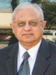 Ashok Varma, member since 1982, Water Environment Association of Texas. Photo courtesy of Varma.