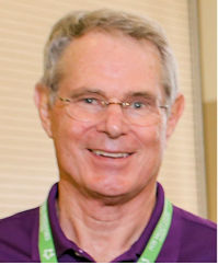 Buford B. (Bo) Heller, member since 1974, Central States Water Environment Association. Photo courtesy of Heller.
