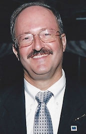 Thomas J. Lauro, member since 1981, New York Water Environment Association. Photo courtesy of Lauro.