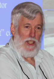Peter Strom, member since 1975, New Jersey Water Environment Association. Photo courtesy of Strom.