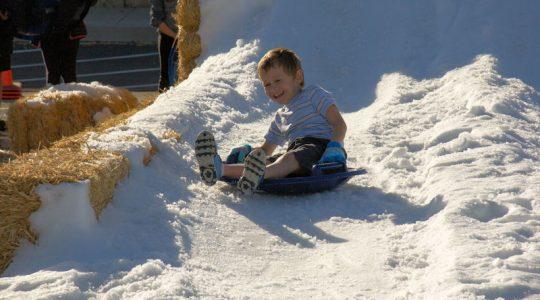 Guinness Record - GWRS Winter Fest - Slide