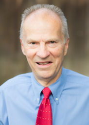 Clifford A. Merritt, member since 1967, Ohio Water Environment Association. Photo courtesy of Merritt.