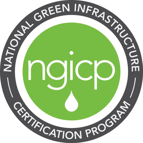 WEF and DC Water (Washington, D.C.) established the National Green Infrastructure Certification Program (NGICP) in 2016 to confirm that professionals have the skills and knowledge necessary to work on green stormwater infrastructure.