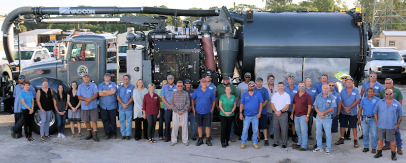 North Port Utilities Department, City of North Port, Fla., Water Heroes Award