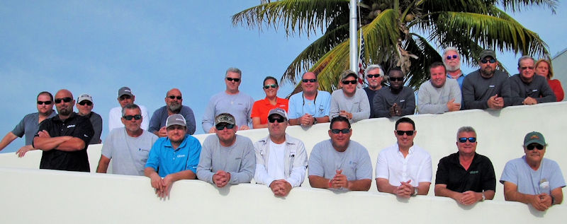 Jacobs Operations and Maintenance Teams of Key West, Water Heroes Award