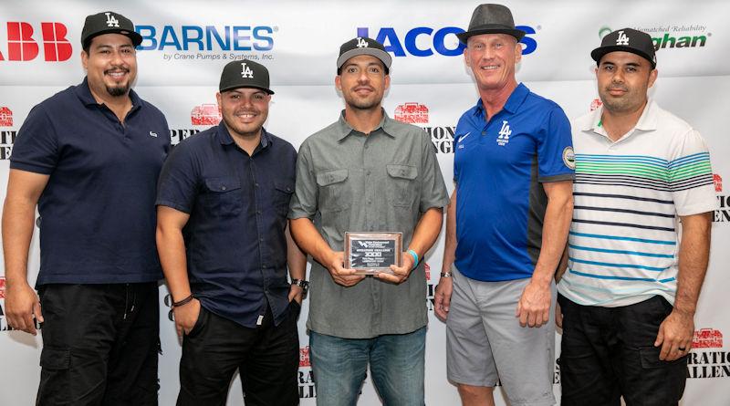 Third: LA Wrecking Crew, California Water Environment Association