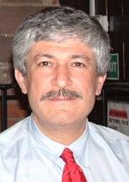 Reza Shamskhorzani, member since 1979, Kansas Water Environment Association. Photo courtesy of Shamskhorzani.