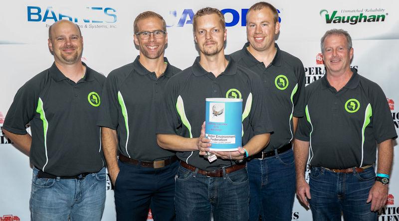 Best Effort: Shovelers, Central States Water Environment Association