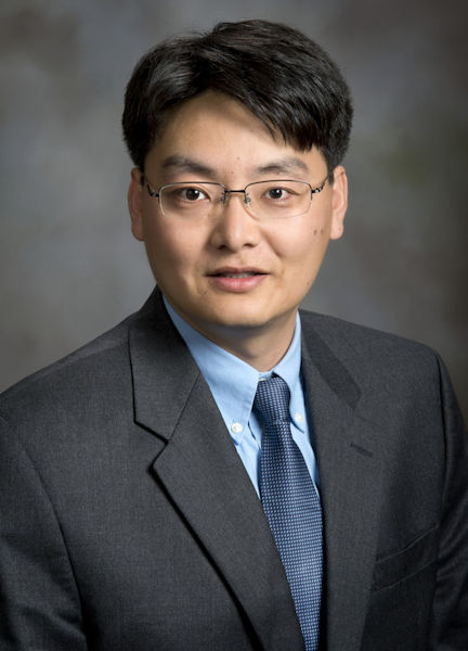 Zhen (Jason) He, takes on the role of new editor-in-chief of the Water Environment Federation (Alexandria, Va.) journal, Water Environment Research. Photo courtesy of He.
