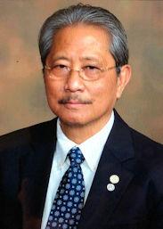 Jorge T. Aguinaldo, member since 1984, Florida Water Environment Association. Photo courtesy of Aguinaldo.