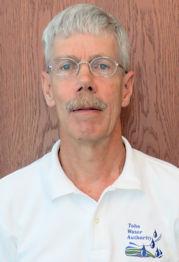 Brian Wheeler, member since 1973, Florida Water Environment Association. Photo courtesy of Wheeler.