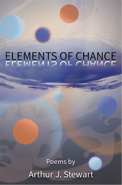 Stewart believes that poetry, such as that published in his Elements of Chance poetry book, offers a chance for the scientific community a unique platform to educate the public about water. Photo courtesy of Stewart.