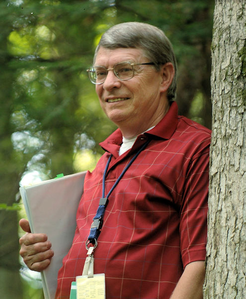 Art Stewart, a water professional and member of the Water Environment Federation (Alexandria, Va.), has published numerous books of poetry. Photo courtesy of Stewart.