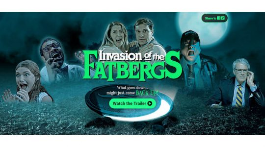 Invasion of the Fatbergs Featured